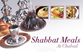 Kosher Catering by Chabad